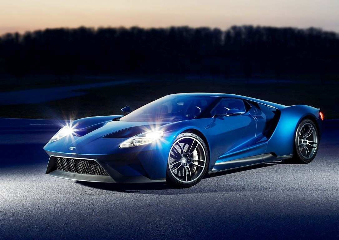 54 A 2020 Ford GT Redesign And Concept