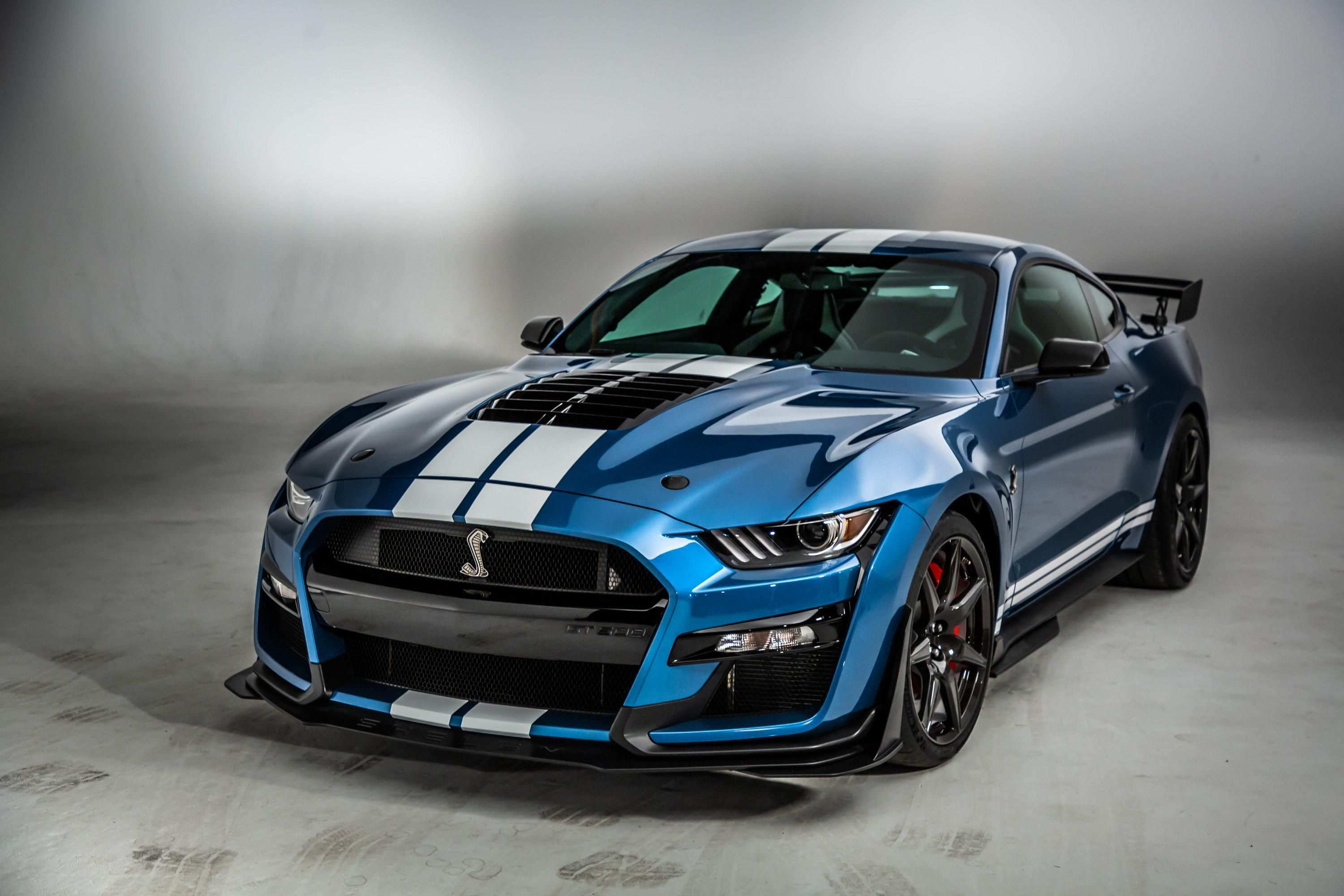 54 A 2020 Ford Mustang Spesification
