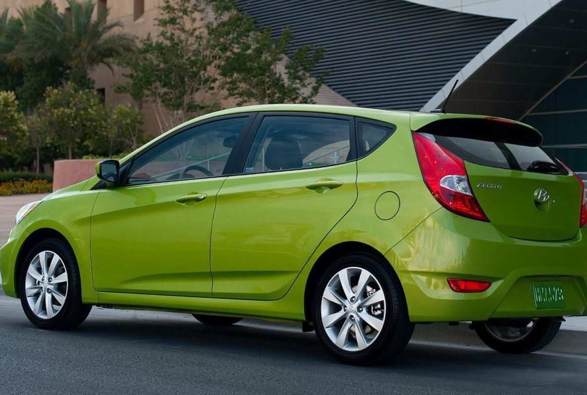 54 A 2020 Hyundai Accent Overview
