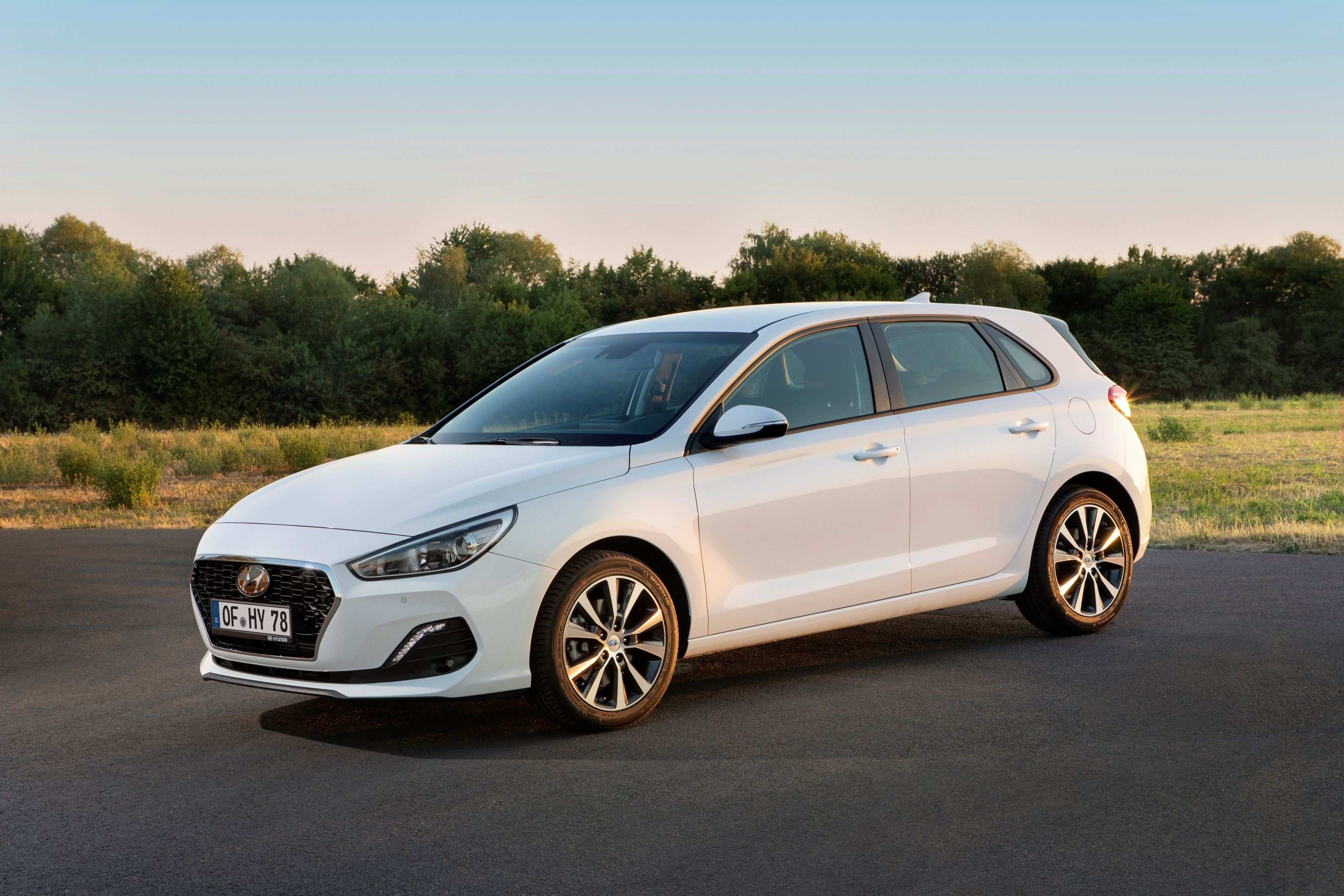 54 A 2020 Hyundai I30 Exterior And Interior