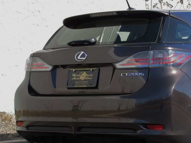 54 A 2020 Lexus CT 200h Price And Review