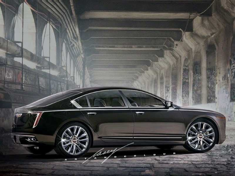 54 A 2020 Lincoln Town Car Release