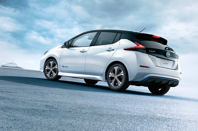 54 A 2020 Nissan Leaf Price Design And Review