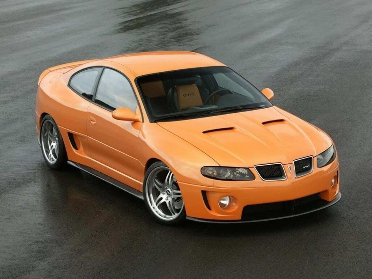 54 A 2020 Pontiac GTO Release Date And Concept