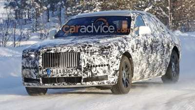 54 A 2020 Rolls Royce Phantoms Exterior And Interior