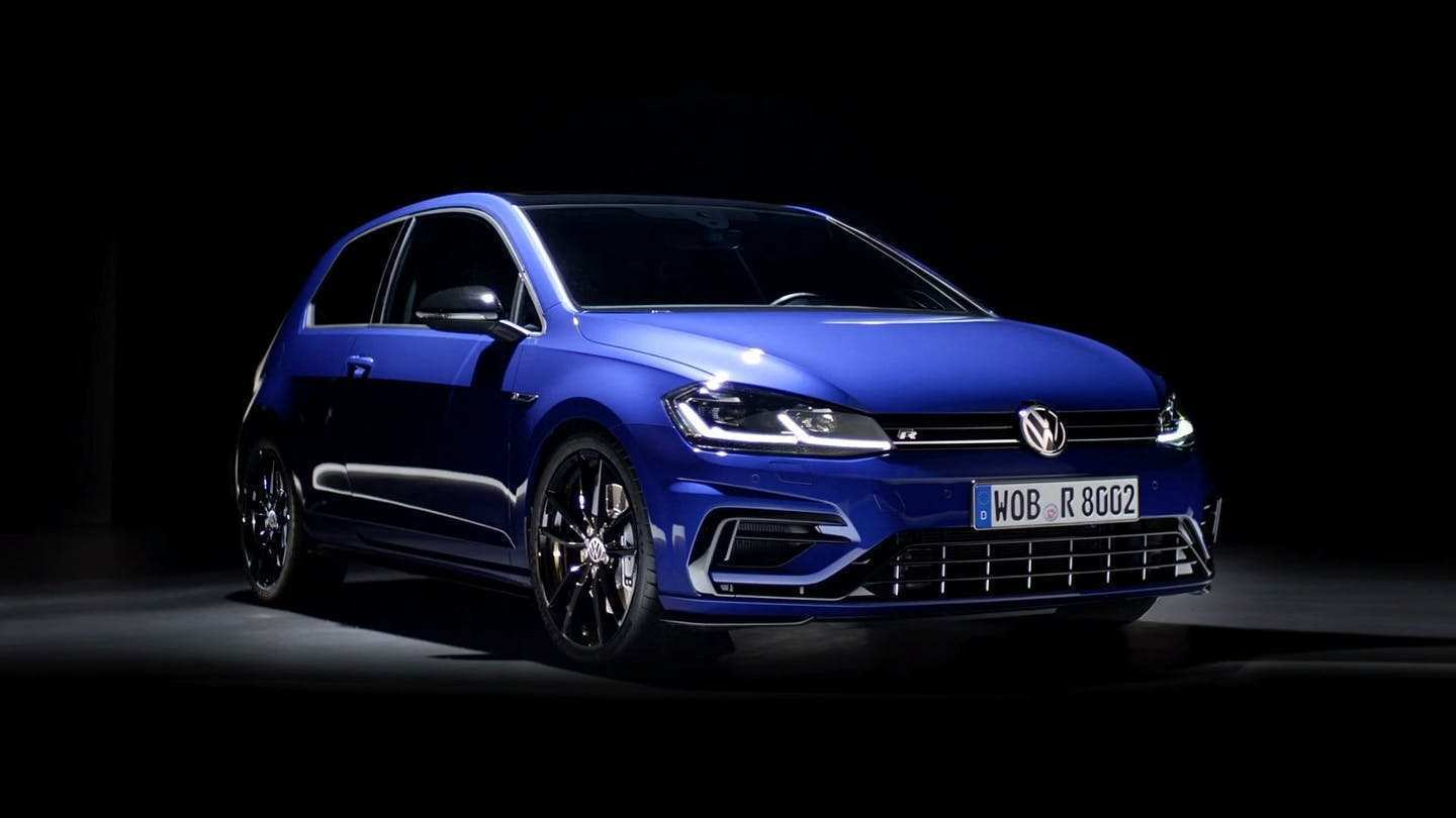 54 A 2020 Volkswagen Golf R New Model And Performance