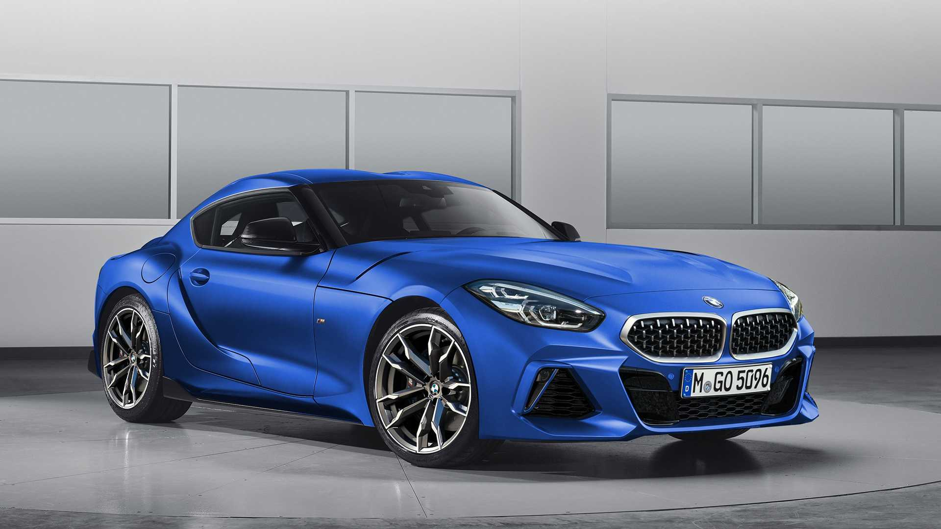 54 A BMW Z4 2020 Rumors