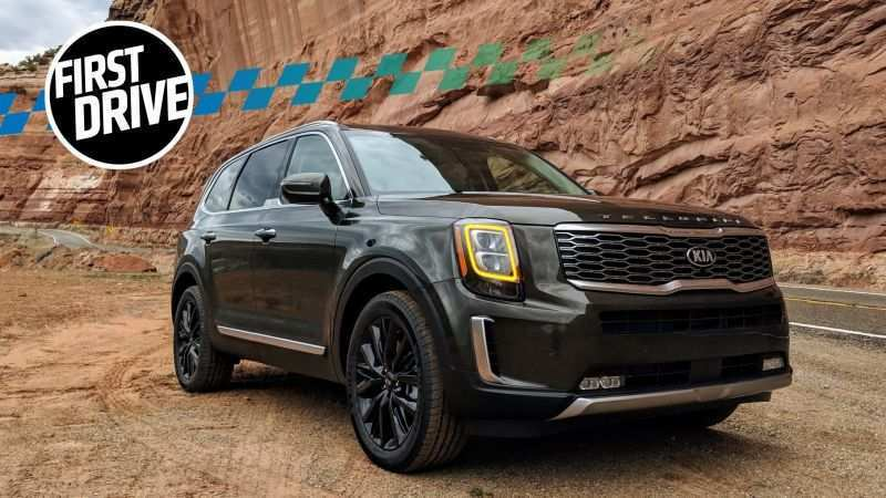 54 A Kia Telluride 2020 Review Review And Release Date