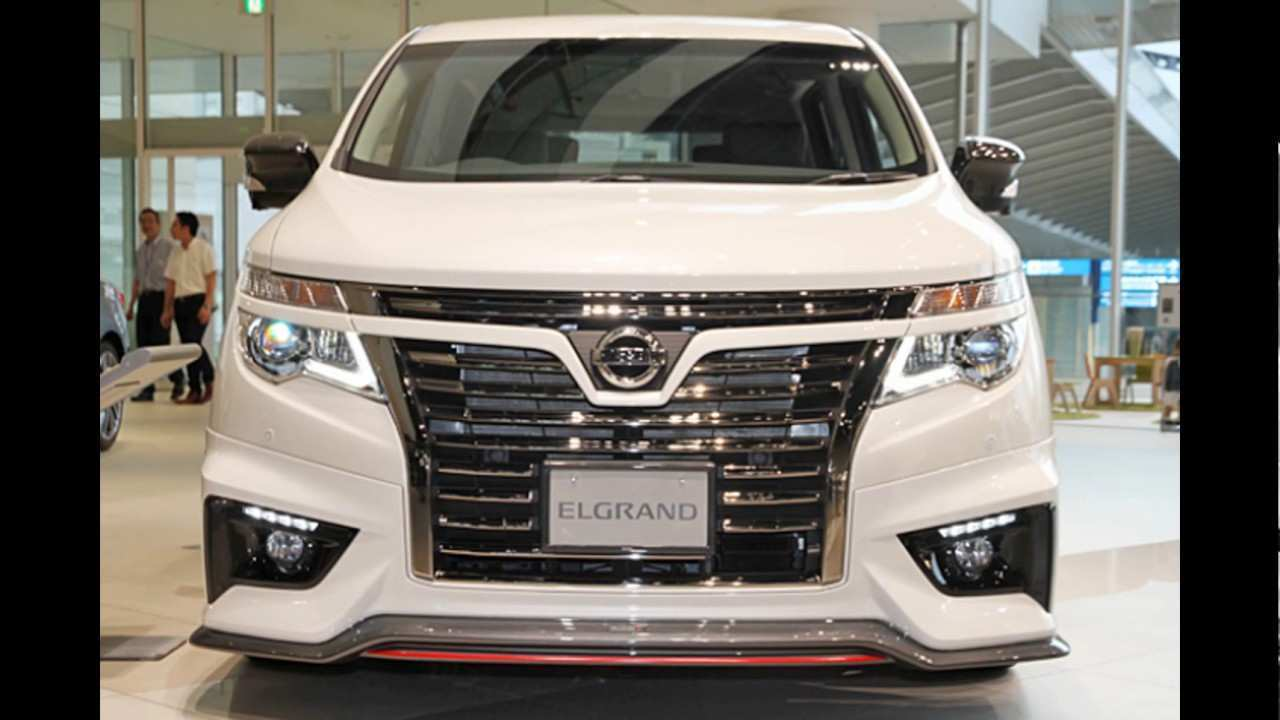 54 A Nissan Elgrand 2020 Photos