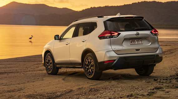 54 A Nissan X Trail 2019 Review Model