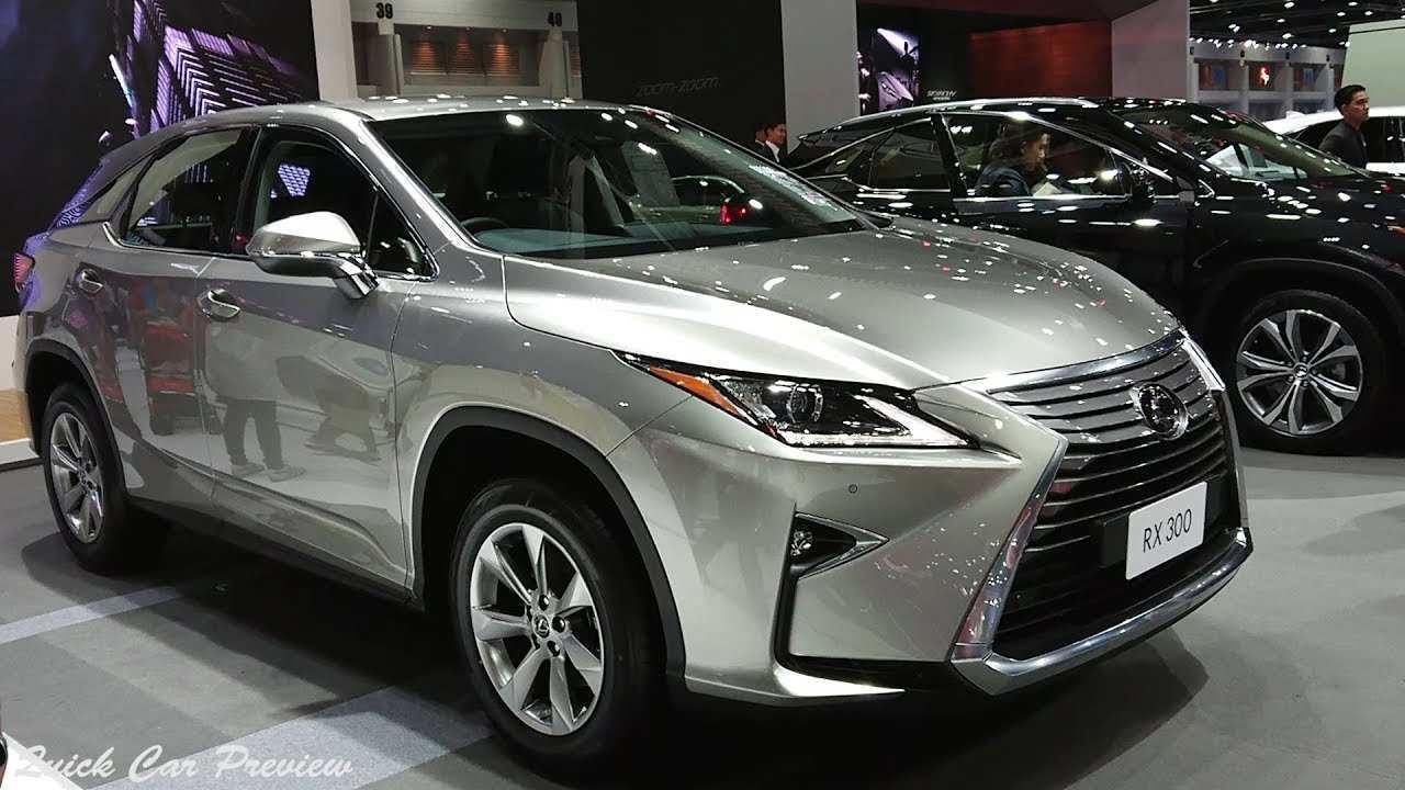 54 A Rx300 Lexus 2019 Pricing