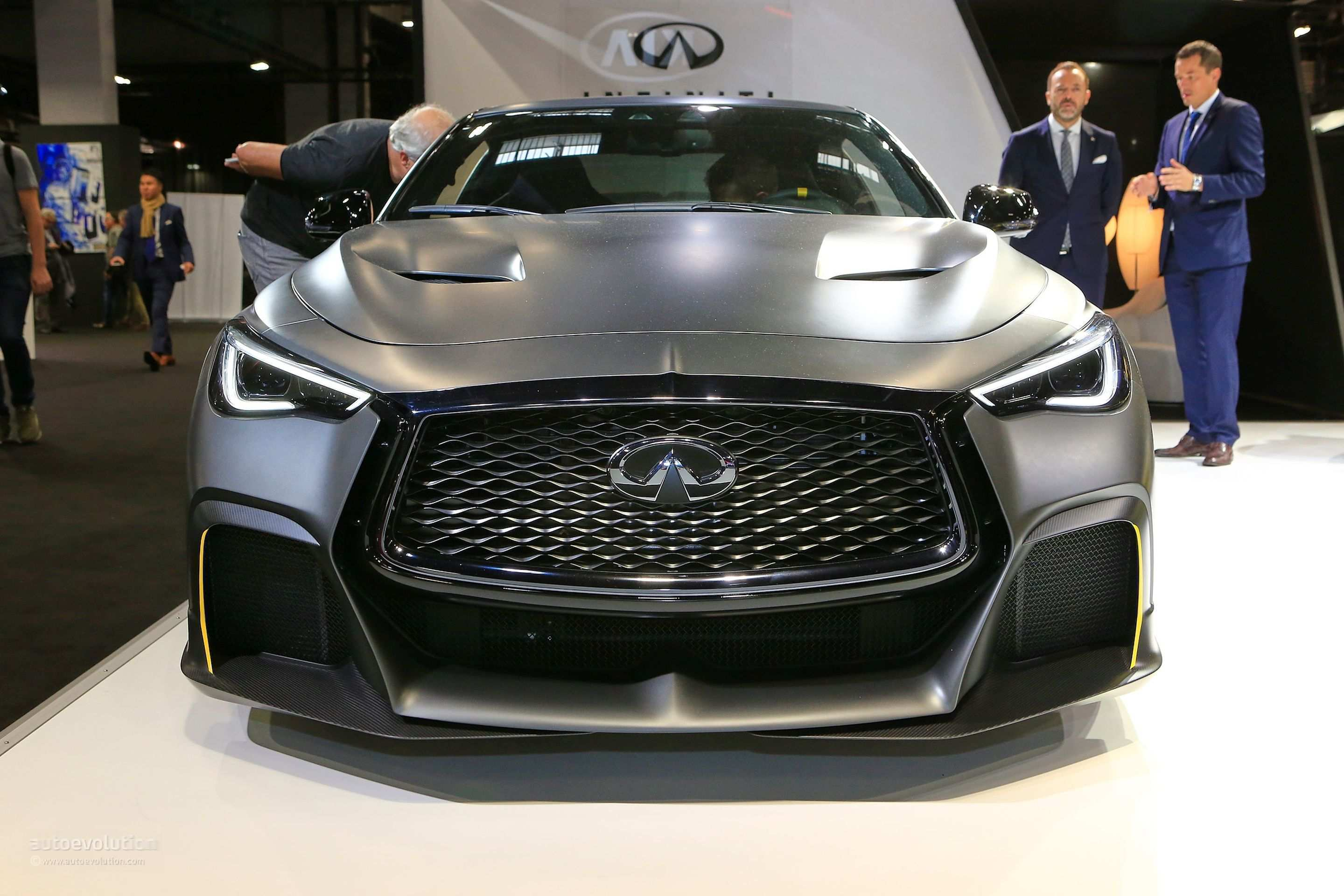 54 A What S New For Infiniti In 2020 Release Date
