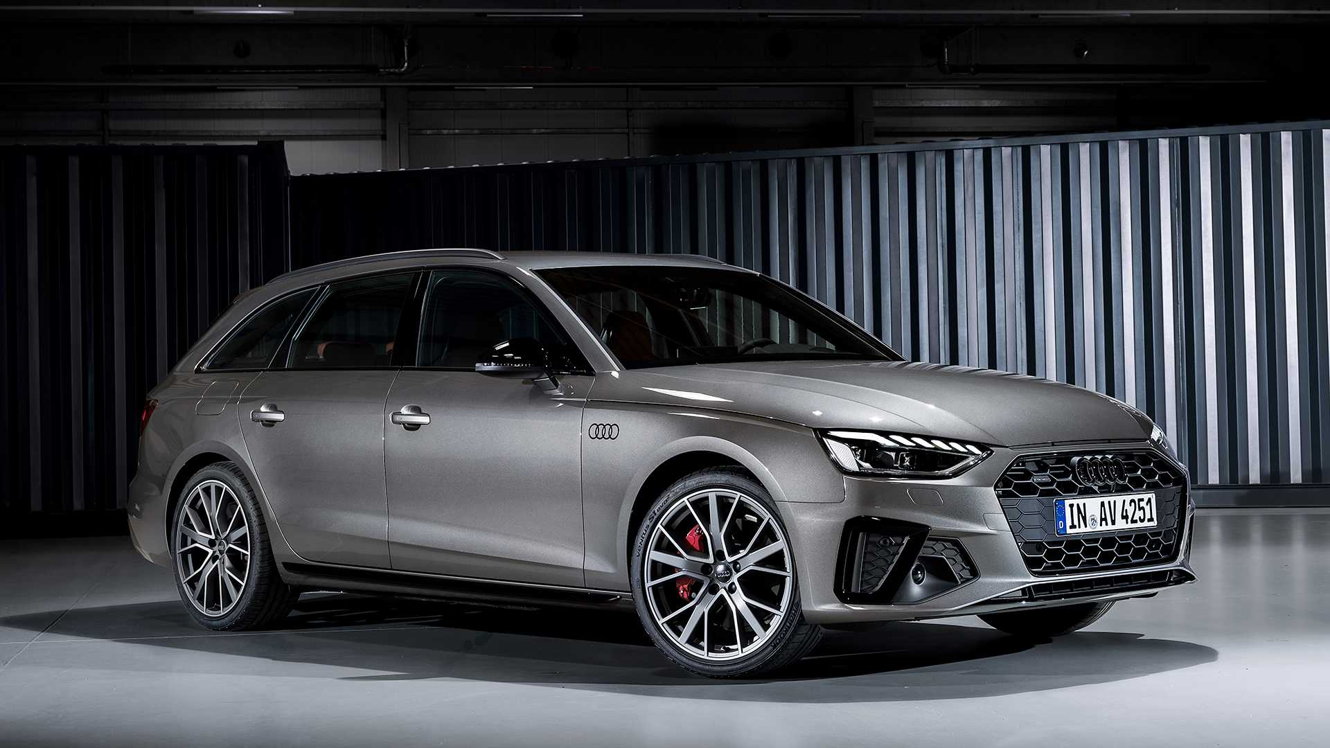 54 All New 2019 Audi A4 Images