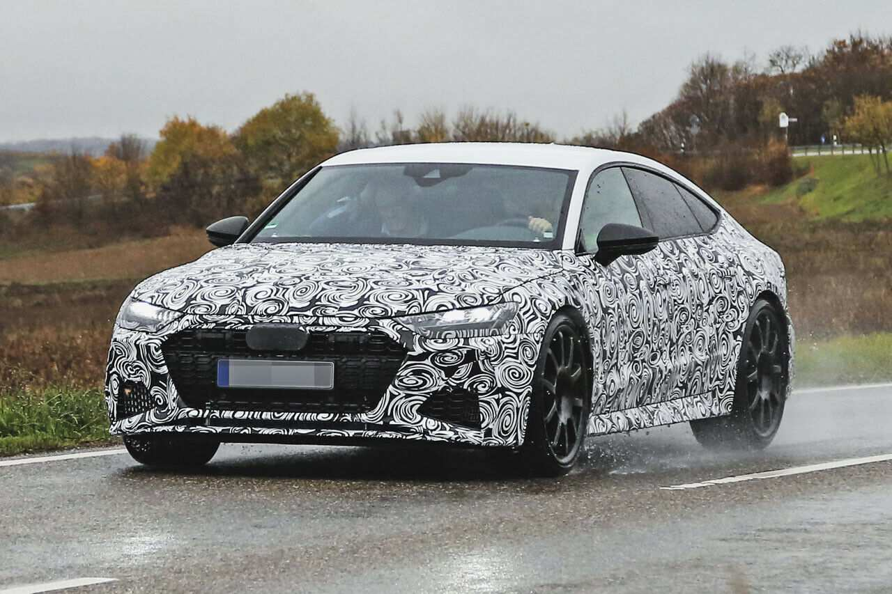 54 All New 2019 Audi Rs7 Performance And New Engine
