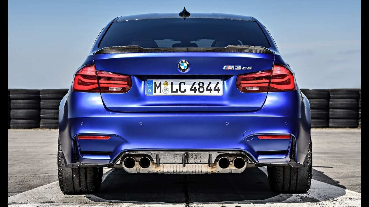 54 All New 2019 BMW M3 New Model And Performance