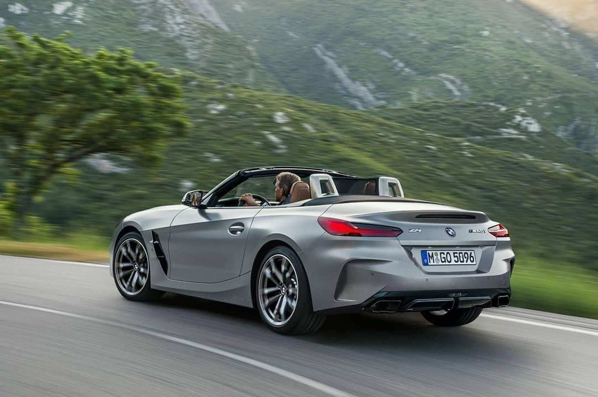 54 All New 2019 BMW Z4 Roadster Release Date And Concept