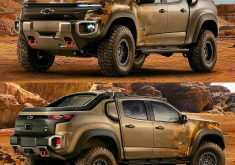 2019 Chevy Colorado Going Launched Soon