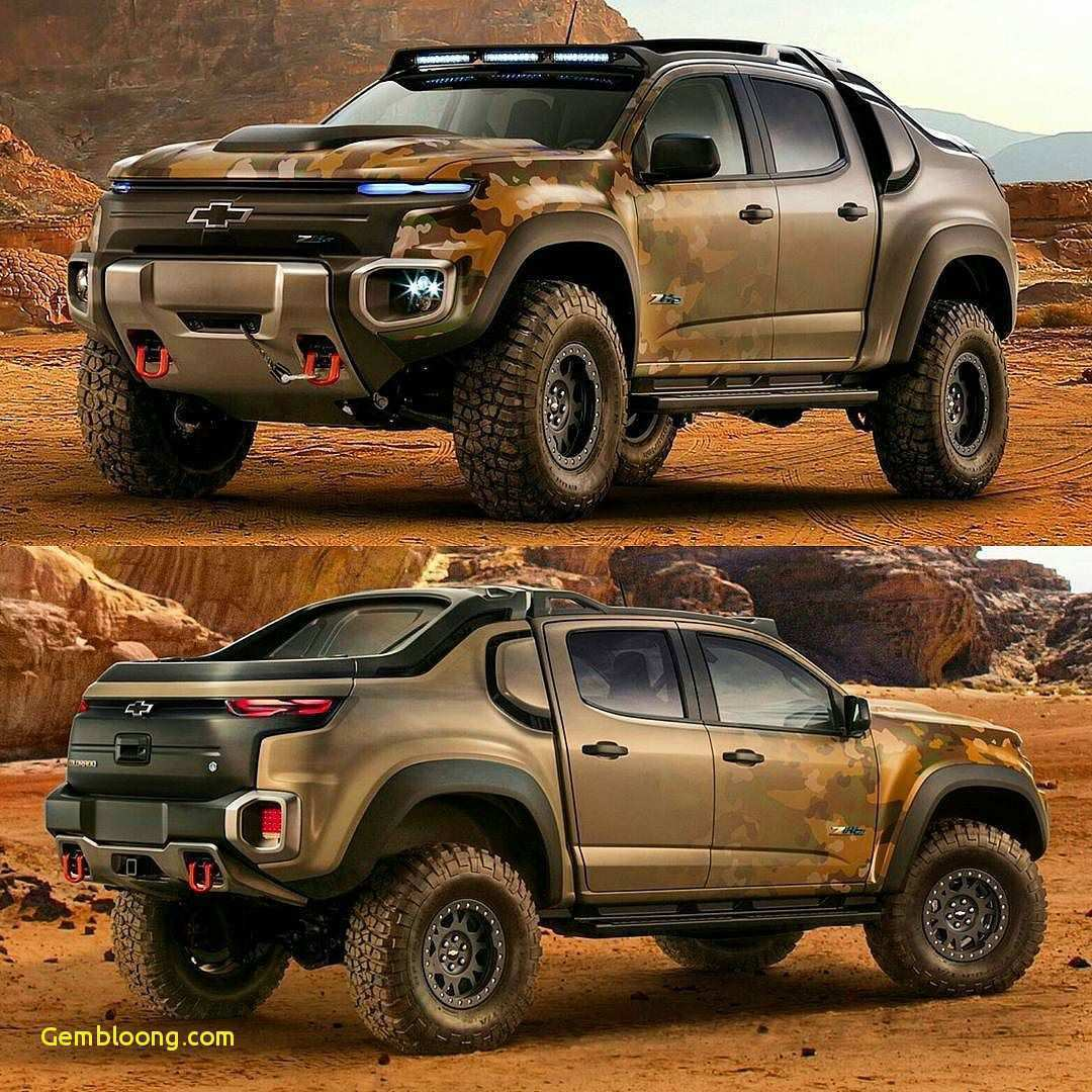 54 All New 2019 Chevy Colorado Going Launched Soon Specs ...