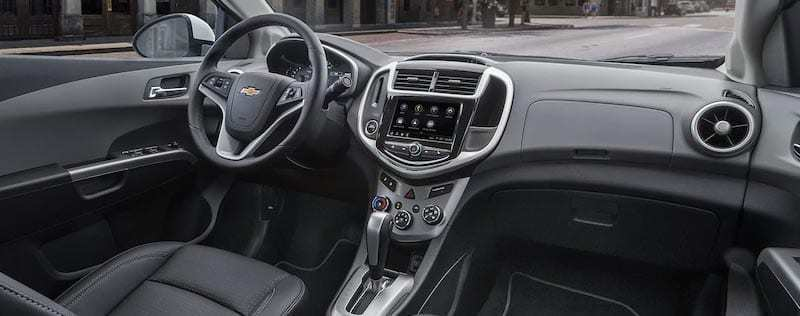54 All New 2019 Chevy Sonic Model