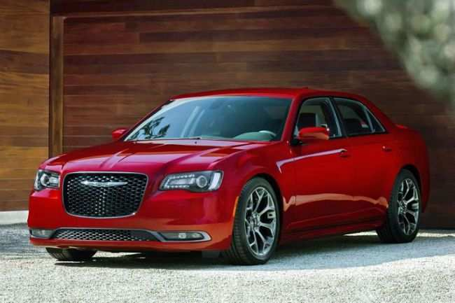 54 All New 2019 Chrysler 300 Srt8 New Review