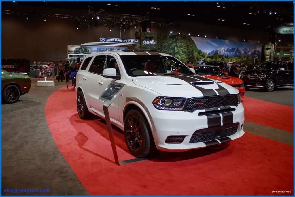 54 All New 2019 Dodge Durango Diesel Srt8 Engine