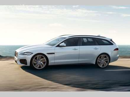 54 All New 2019 Jaguar Station Wagon New Model And Performance