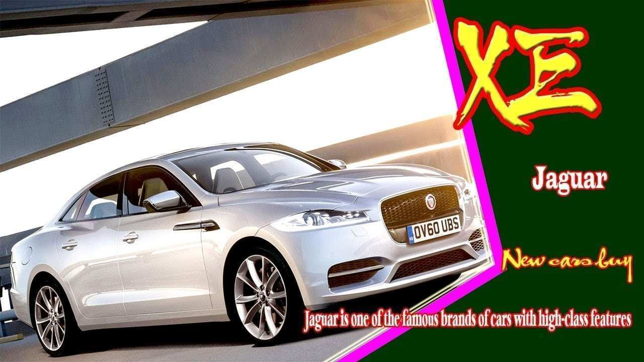 54 All New 2019 Jaguar Xe Svr Picture
