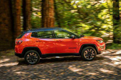 54 All New 2019 Jeep Compass Style