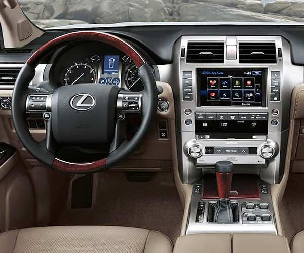 54 All New 2019 Lexus Gx First Drive