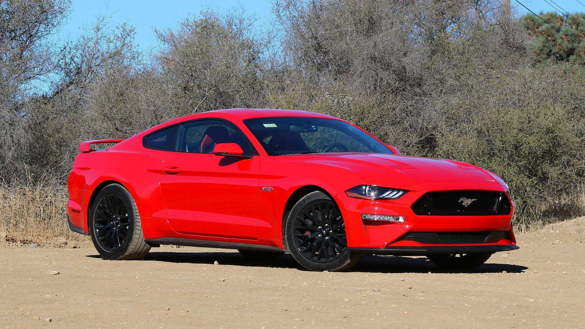 54 All New 2019 Mustang Mach New Concept
