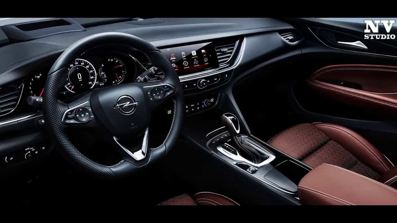 54 All New 2019 New Opel Insignia Research New