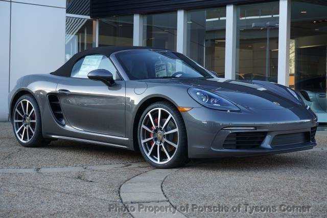 54 All New 2019 Porsche Boxster S Redesign