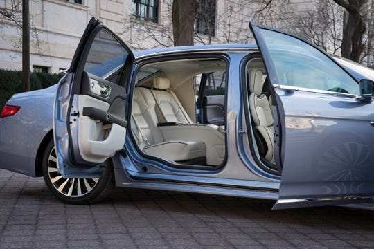 54 All New 2019 The Lincoln Continental Ratings