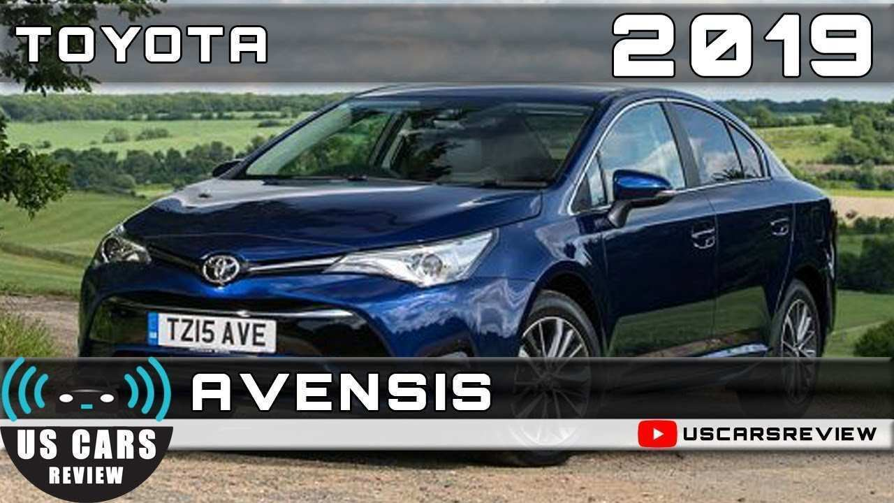 54 All New 2019 Toyota Avensis Speed Test