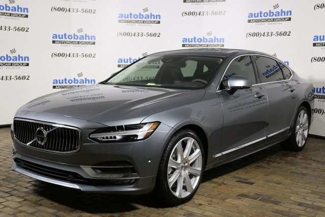54 All New 2019 Volvo S90 Release Date