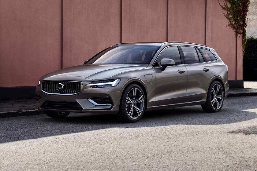 54 All New 2019 Volvo V60 Price Performance And New Engine
