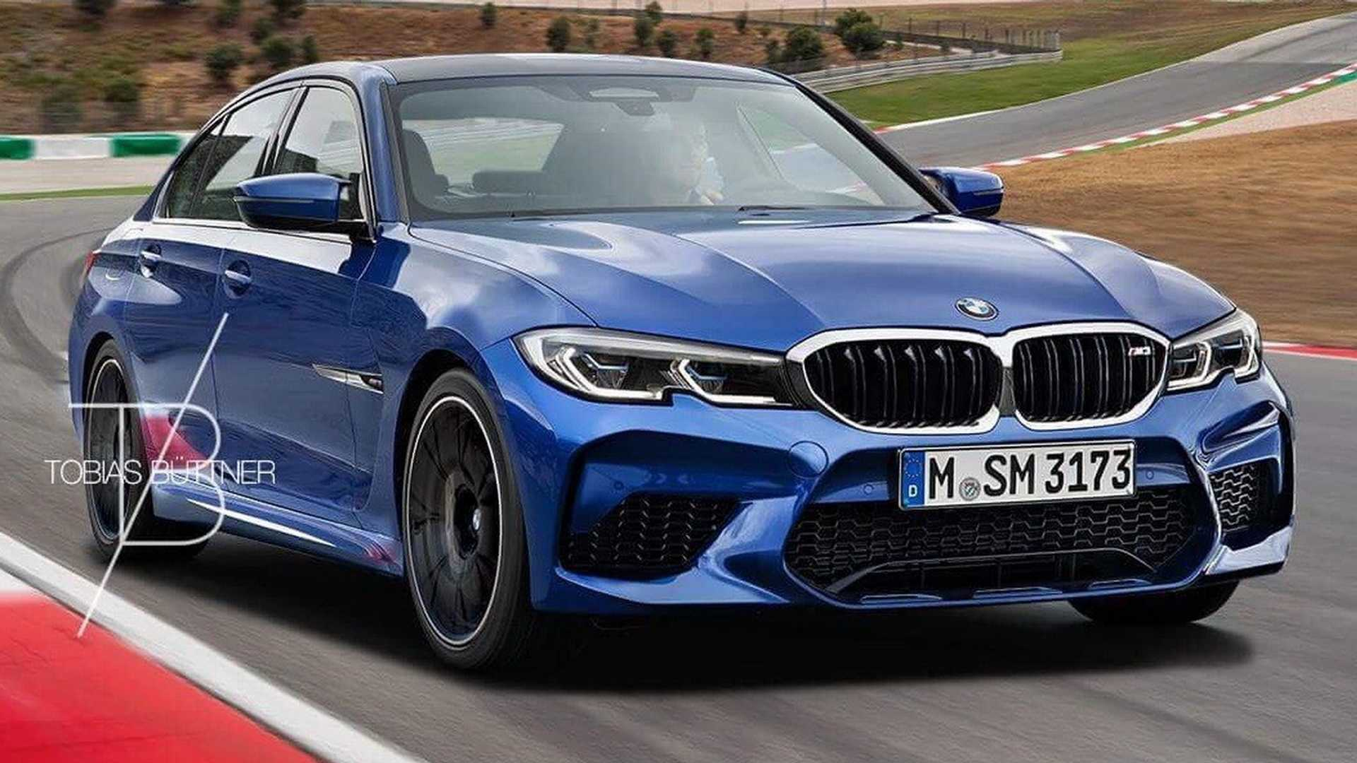 54 All New 2020 BMW M4 All Wheel Drive Concept And Review
