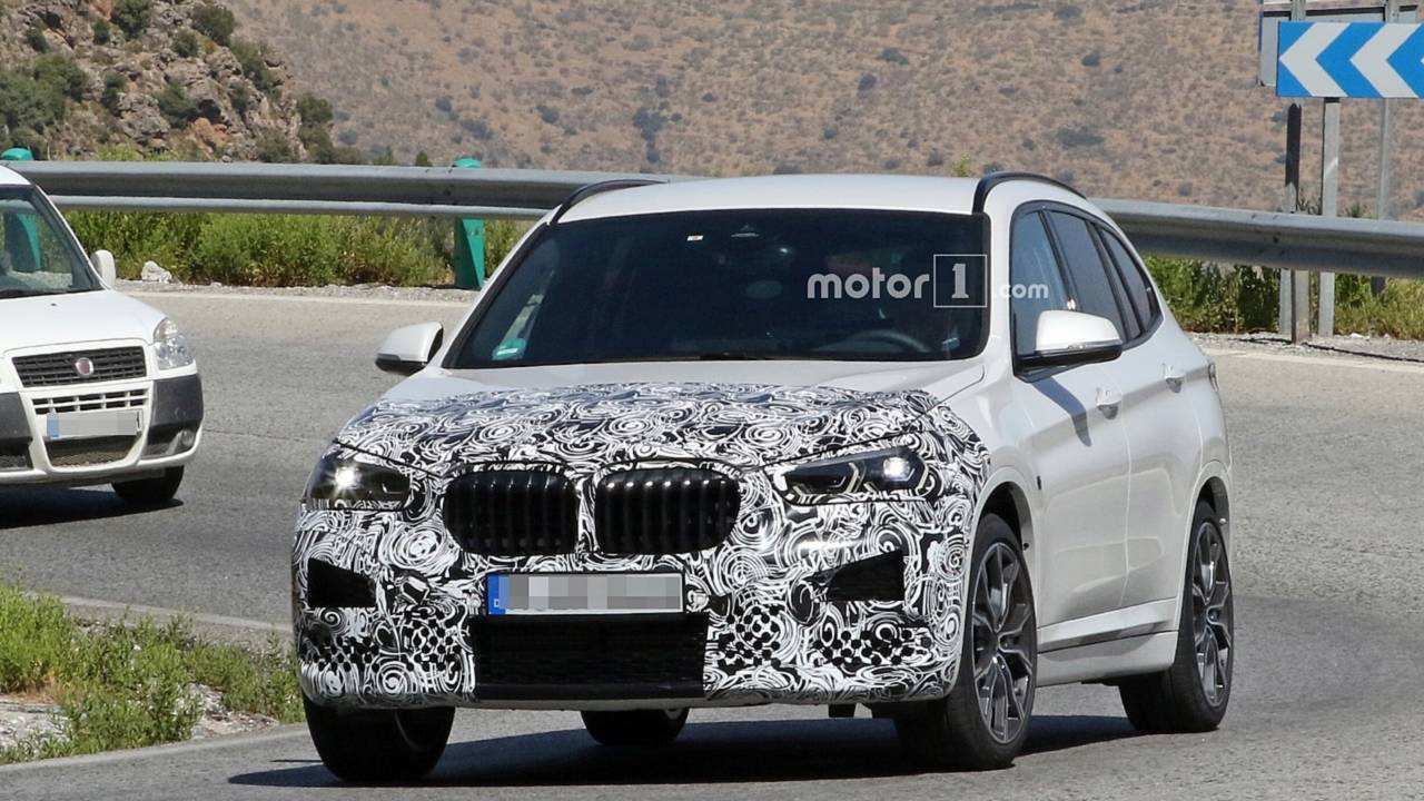 54 All New 2020 BMW X1 Photos