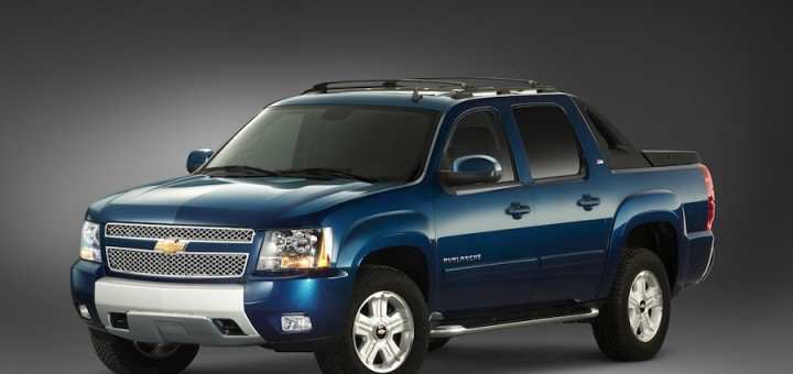 54 All New 2020 Chevy Avalanche New Model And Performance