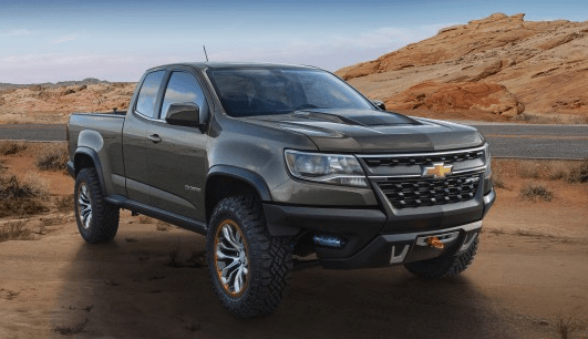 54 All New 2020 Chevy Colorado Going Launched Soon Specs