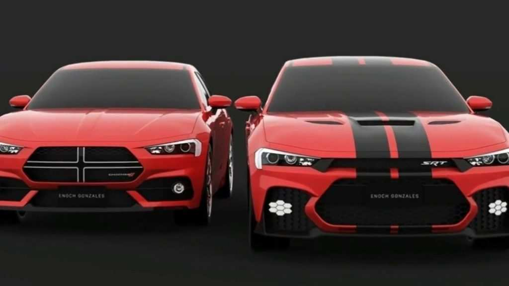 54 All New 2020 Dodge Charger Srt 8 Exterior