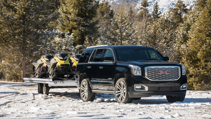 54 All New 2020 GMC Yukon Xl Picture