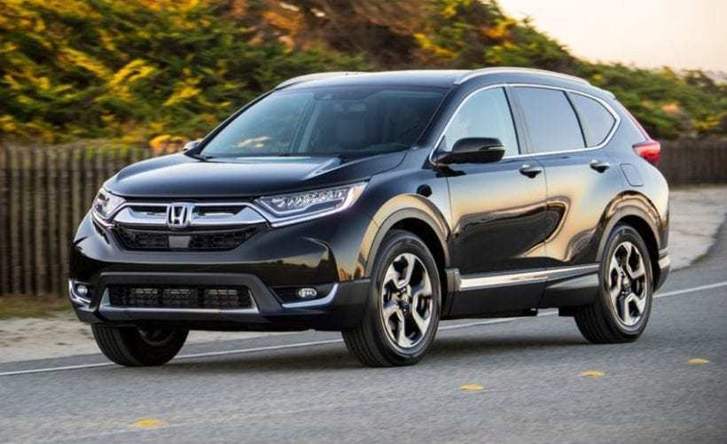 54 All New 2020 Honda CRV Concept And Review