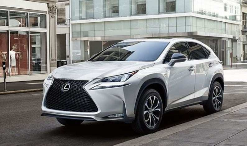 54 All New 2020 Lexus NX 200t Ratings