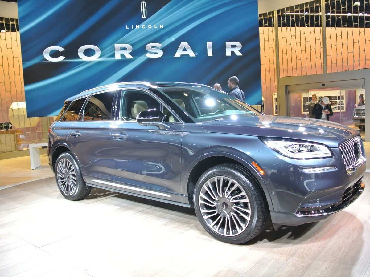 54 All New 2020 Lincoln MKC Concept
