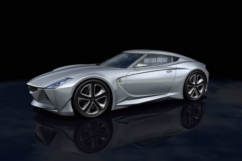54 All New 2020 Nissan Z35 Review Wallpaper