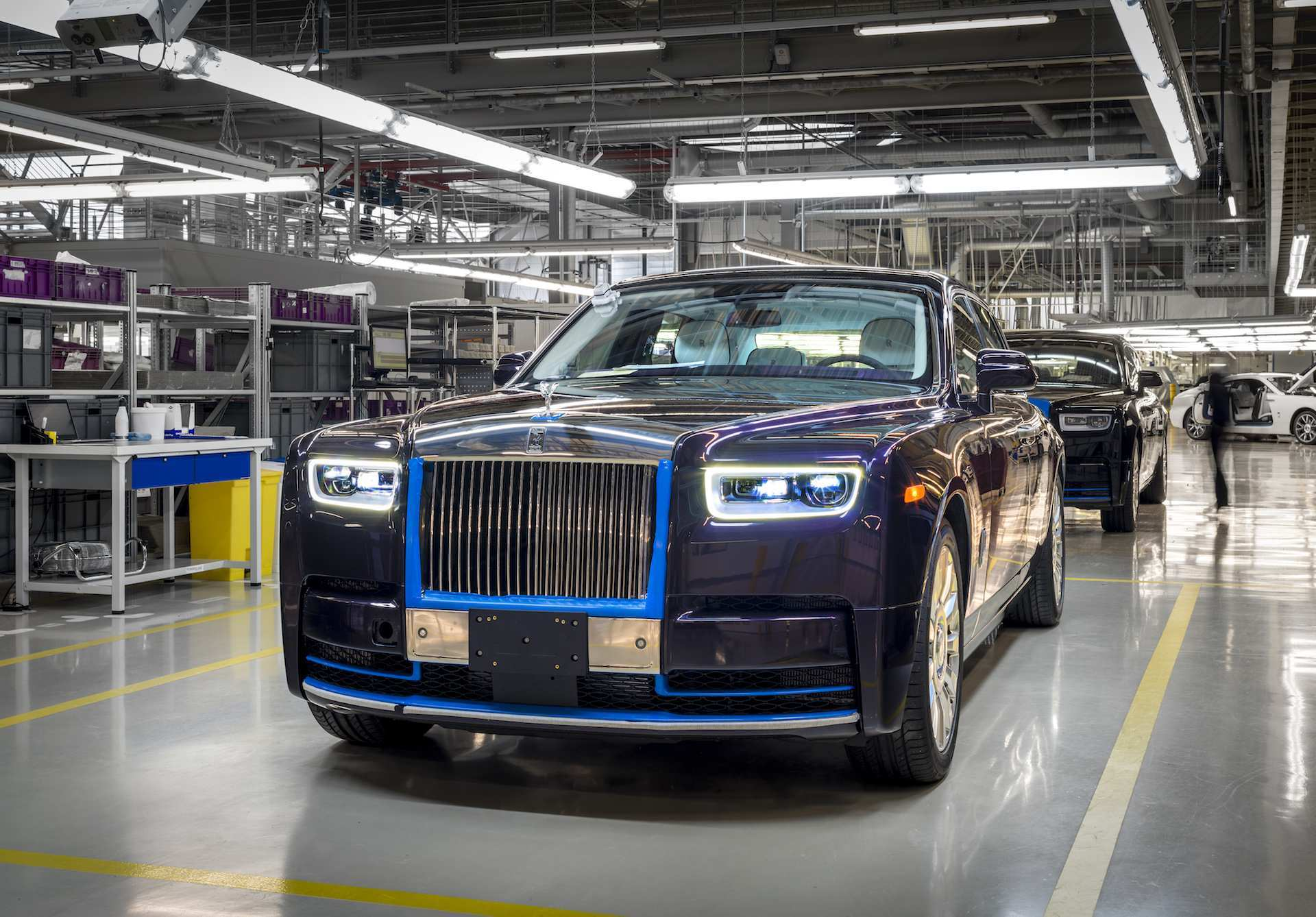 54 All New 2020 Rolls Royce Phantoms Rumors