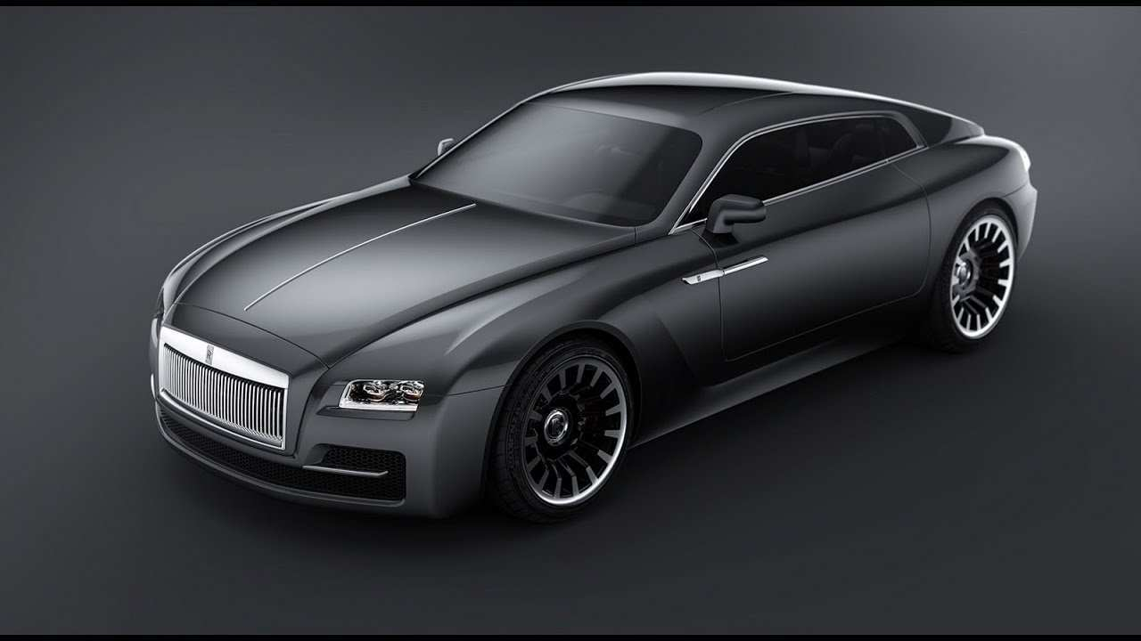 54 All New 2020 Rolls Royce Wraith Exterior