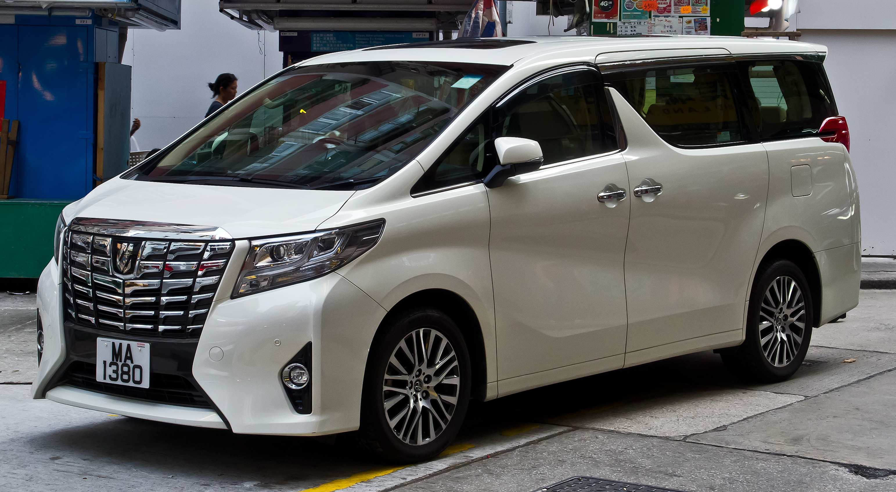 54 All New 2020 Toyota Alphard New Model And Performance