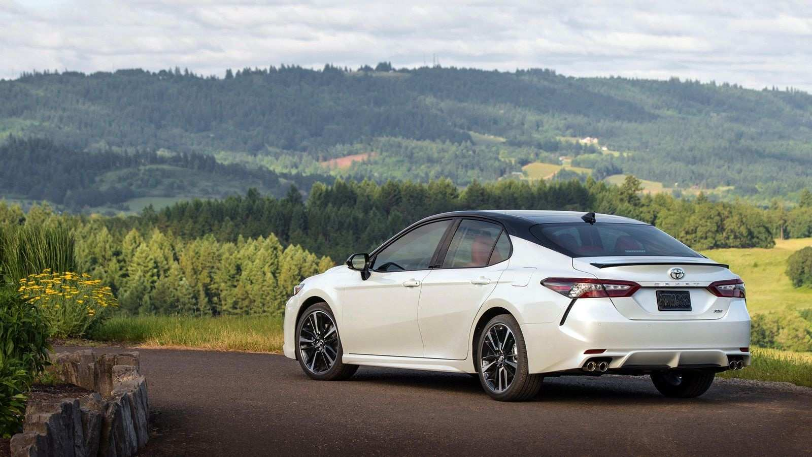54 All New 2020 Toyota Camry Se Hybrid Speed Test